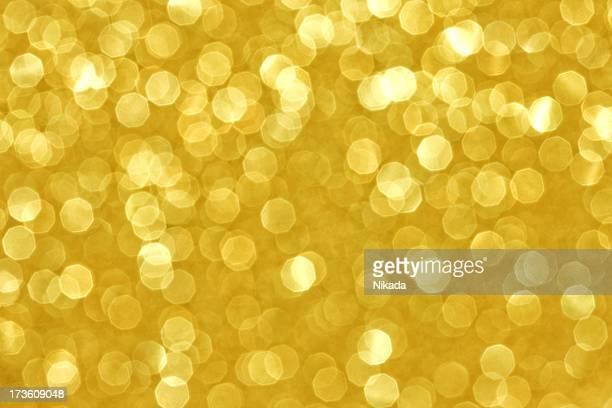 Magical golden Lights