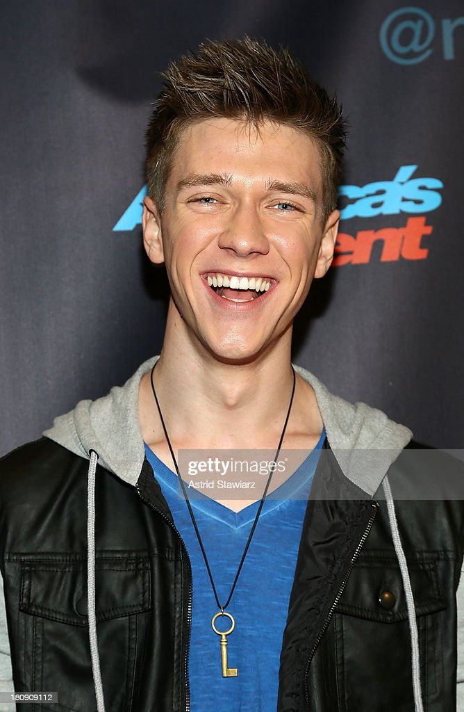 Magician Collins Key attends 'America's Got Talent' Season 8 Pre-Show Red Carpet Event at Radio City Music Hall on September 17, 2013 in New York City.