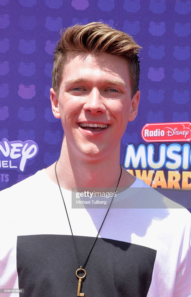 Magician Collins Key attends the 2016 Radio Disney Music Awards at Microsoft Theater on April 30, 2016 in Los Angeles, California.