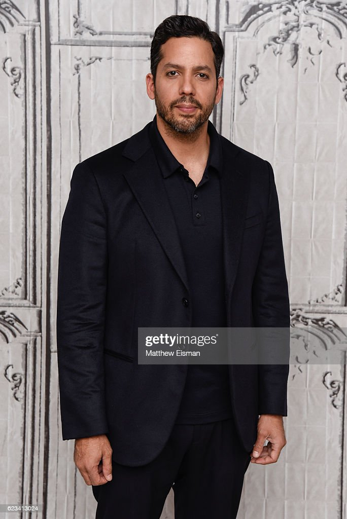 Magician David Blaine attends The Build Series to discuss his new special 'David Blaine: Beyond Magic' at AOL HQ on November 15, 2016 in New York City.