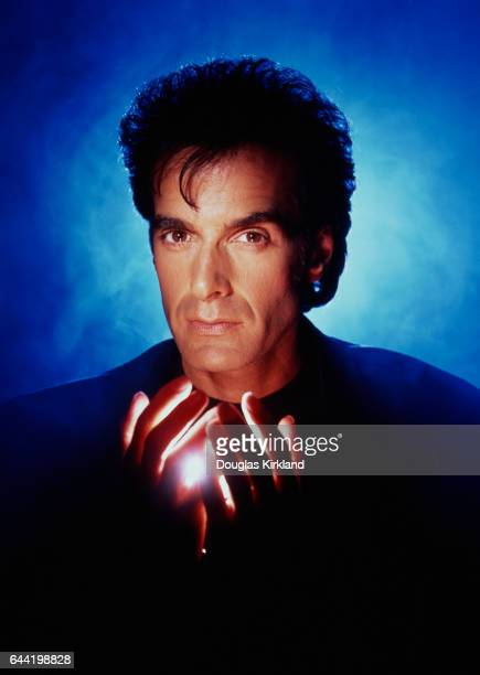 Magician David Copperfield