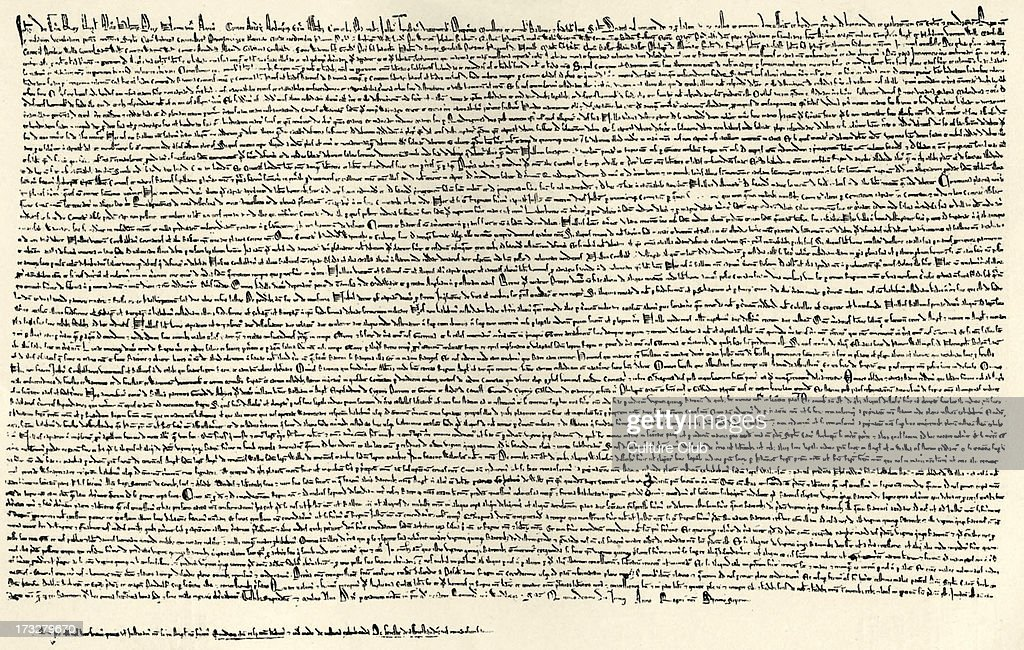 barons magna carta and king john Magna carta: shakespeare's the life and death of king john  holinshed's  third volume of chronicles mentions the barons' rebellion and.