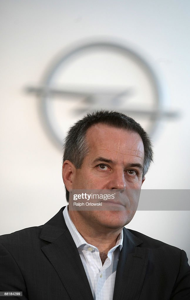 Magna Co-Chief Executive Siegfried Wolf speaks during a news conference at the headquarters of German car maker Adam Opel GmbH, a subsidiary company of U.S. carmaker General Motors on June 3, 2009 in Ruesselsheim near Frankfurt am Main, Germany. After tough negotiations Canadian car-parts maker Magna International Inc. was chosen to rescue General Motors European division, including Opel's locations in Kaiserslautern, Eisenach, Bochum and their headquarters in Ruesselsheim with bridge loans, provided by German government.