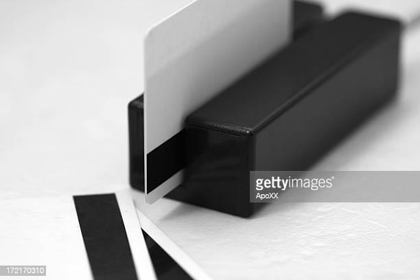 Magnetic Card Swiper
