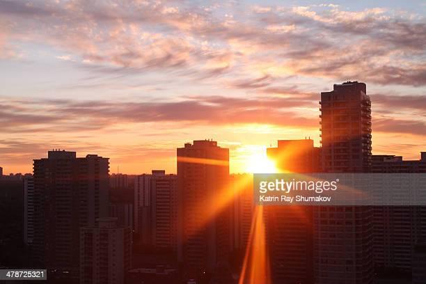 Magnificent Sunrise Show