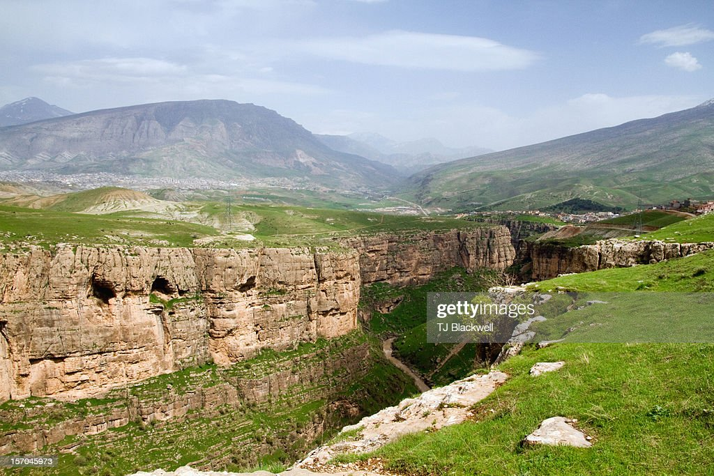 Magnificent Terrain of Kurdistan