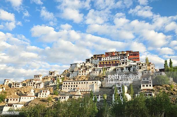 Magnificent Thiksey Monastery near Leh, Ladakh, India