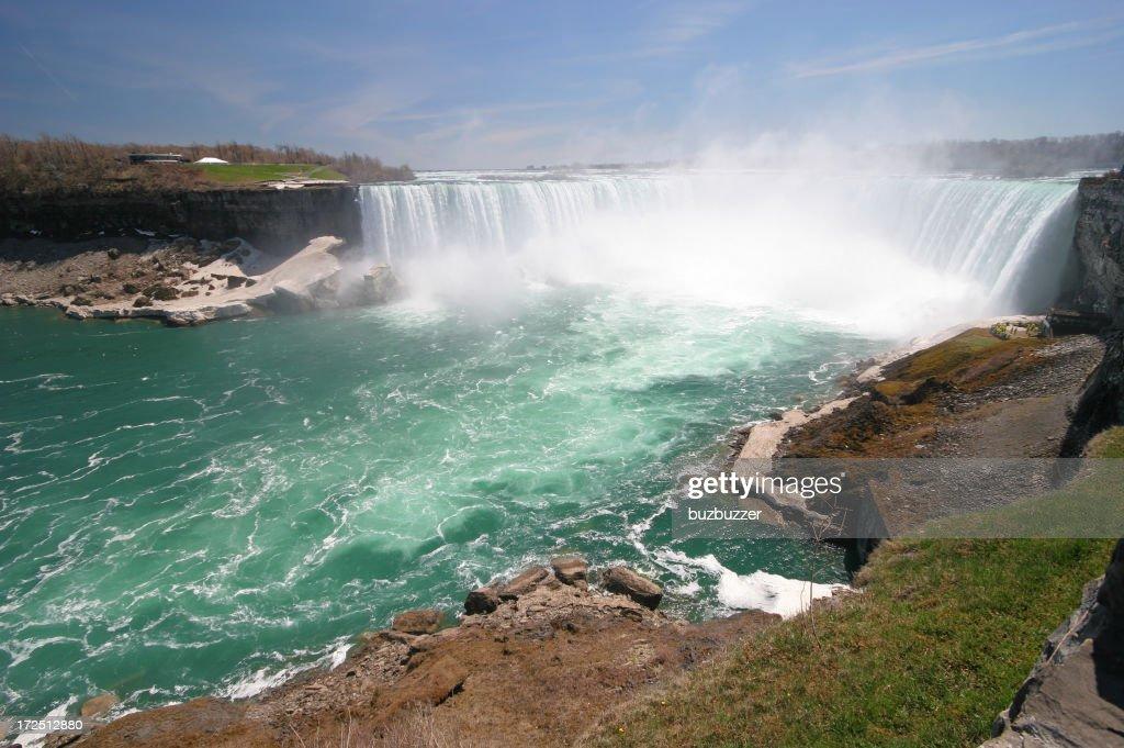 Magnificient Niagara Falls : Stock Photo