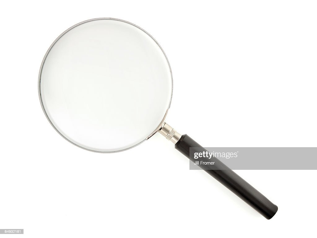 Magnifying Glass : Stock Photo