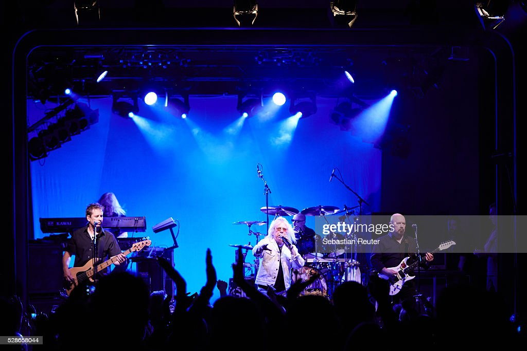 Magnum perform at Columbia Theater on May 6, 2016 in Berlin, Germany.