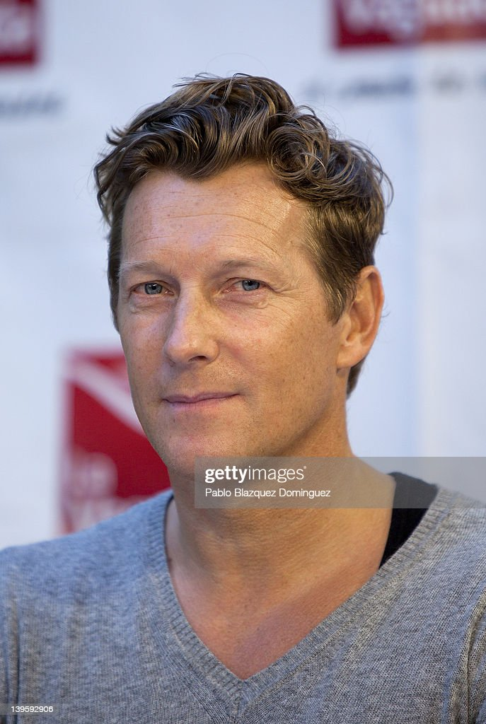 Magnus Scheving Attends Children Workshop in Madrid ...