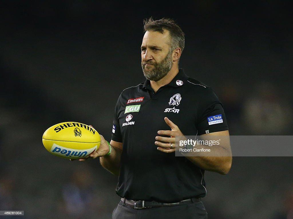 AFL Rd 2 - Collingwood v Adelaide
