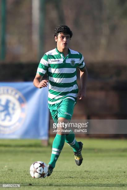 Magro Pires Ramos Guilherme Sporting Lisbon