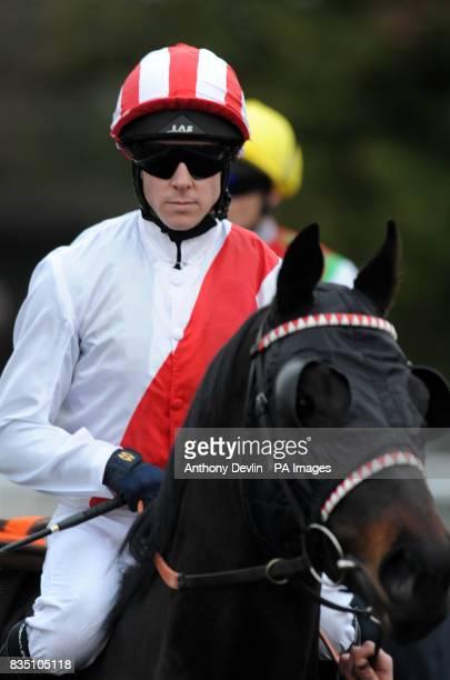 Mahadee ridden by Jim Crowley at Kempton Park racecourse Surrey