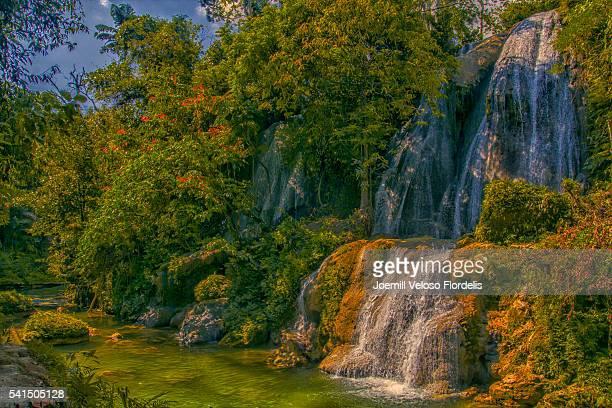 Mahayahay Falls, Matalom, Leyte, Philippines