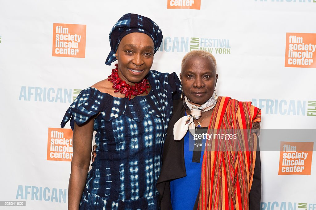 Mahen Bonetti and <a gi-track='captionPersonalityLinkClicked' href=/galleries/search?phrase=Angelique+Kidjo&family=editorial&specificpeople=213240 ng-click='$event.stopPropagation()'>Angelique Kidjo</a> attends the 23rd New York African Film Festival Opening Night at Walter Reade Theater on May 4, 2016 in New York City.