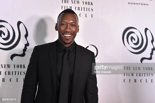 Mahershala Ali attends the 2016 New York Film Critics Circle Awards on January 3 2017 in New York City