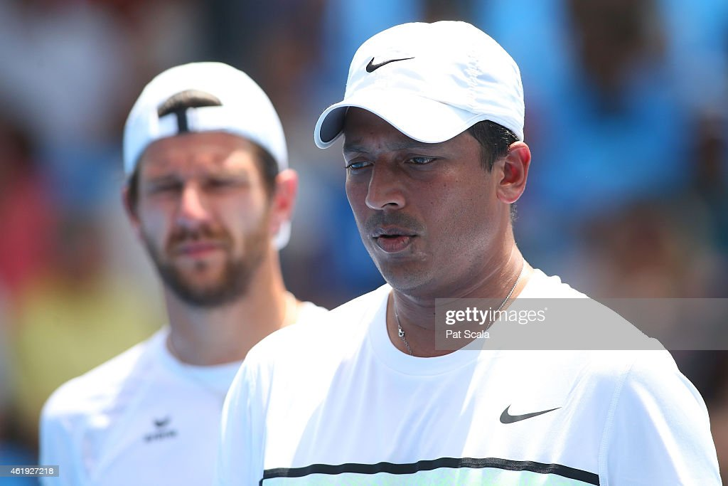 2015 Australian Open - Day 4