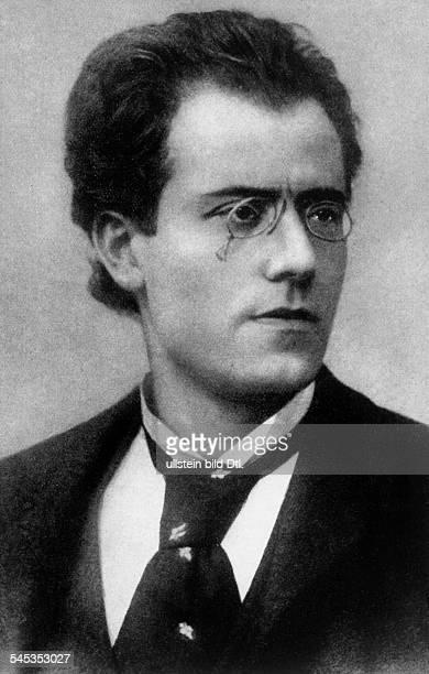 Mahler Gustav *07071860Komponist Dirigent Oesterreich Portrait undatiert