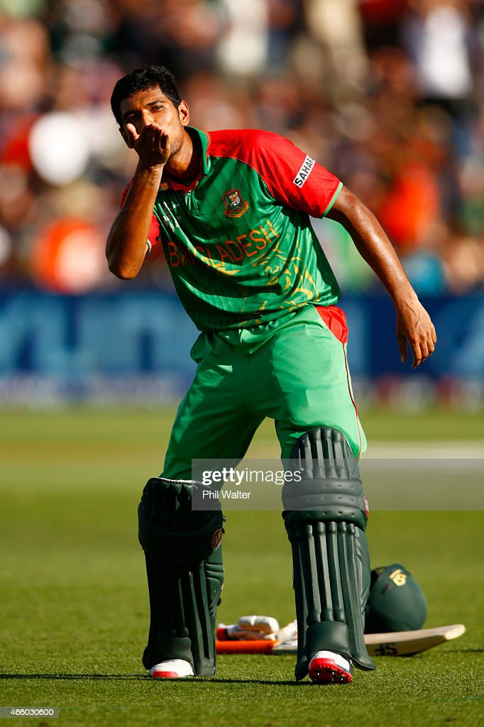 Bangladesh v New Zealand - 2015 ICC Cricket World Cup