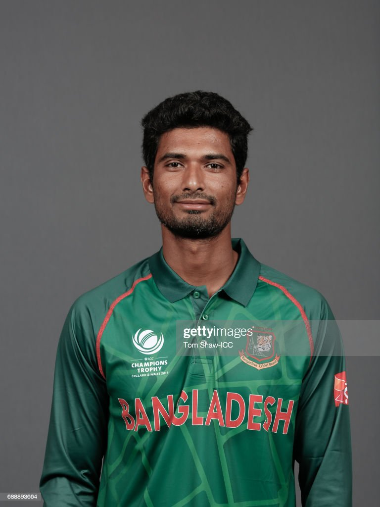 ICC Champions Trophy - Bangladesh Portrait Session