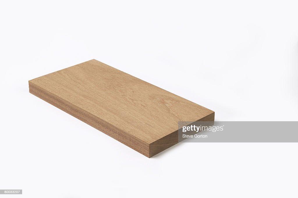 Mahogany board