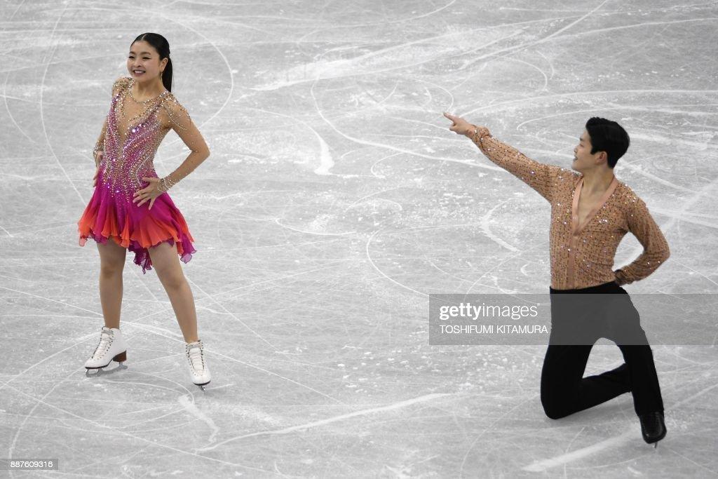 Майя Шибутани - Алекс Шибутани / Maia SHIBUTANI - Alex SHIBUTANI USA - Страница 16 Maia-shibutani-and-alex-shibutani-of-the-us-compete-during-the-ice-picture-id887609316