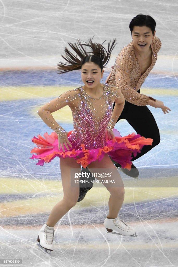 Майя Шибутани - Алекс Шибутани / Maia SHIBUTANI - Alex SHIBUTANI USA - Страница 16 Maia-shibutani-and-alex-shibutani-of-the-us-compete-during-the-ice-picture-id887609406