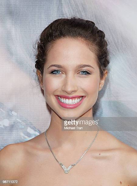 Maiara Walsh arrives to the Eva Longoria Parker fragrance launch party for 'Eva' held at Beso on April 27 2010 in Hollywood California