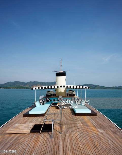 Maid Marian 2 Phuket Thailand Architect Flux Interiors Maid Marian 2 View Of Top Deck