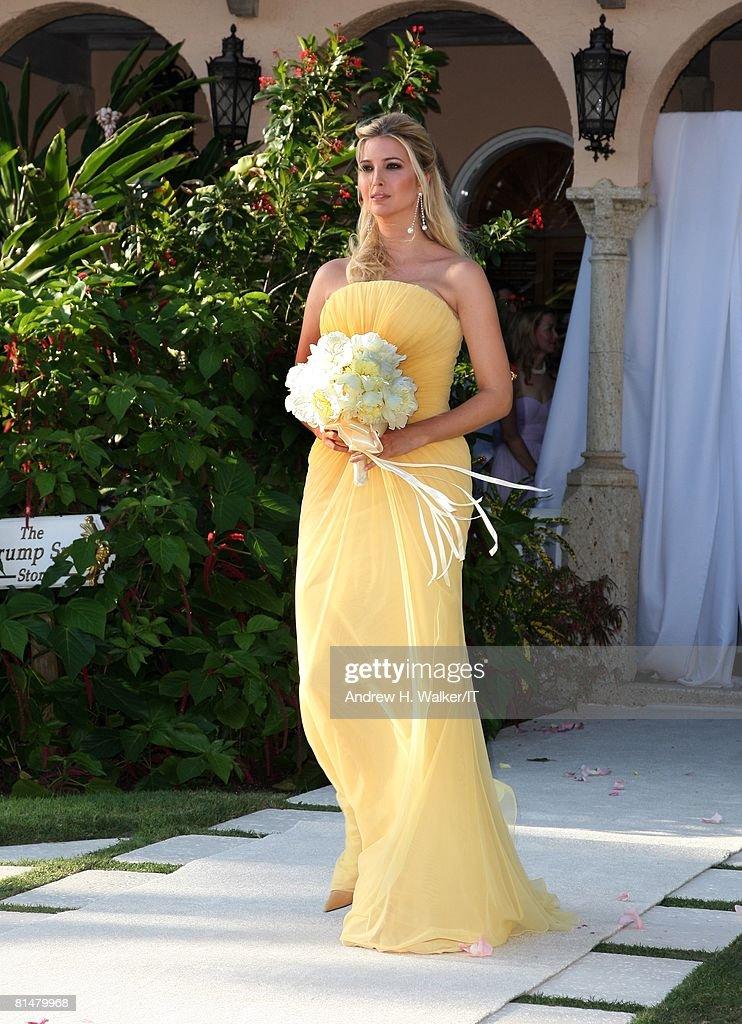 Свадебное платье иванка трамп