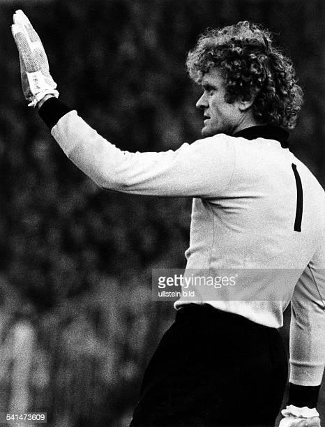 Maier Sepp *Footballer goal keeper Germanyas goal keeper for 'FC Bayern Muenchen' 1980
