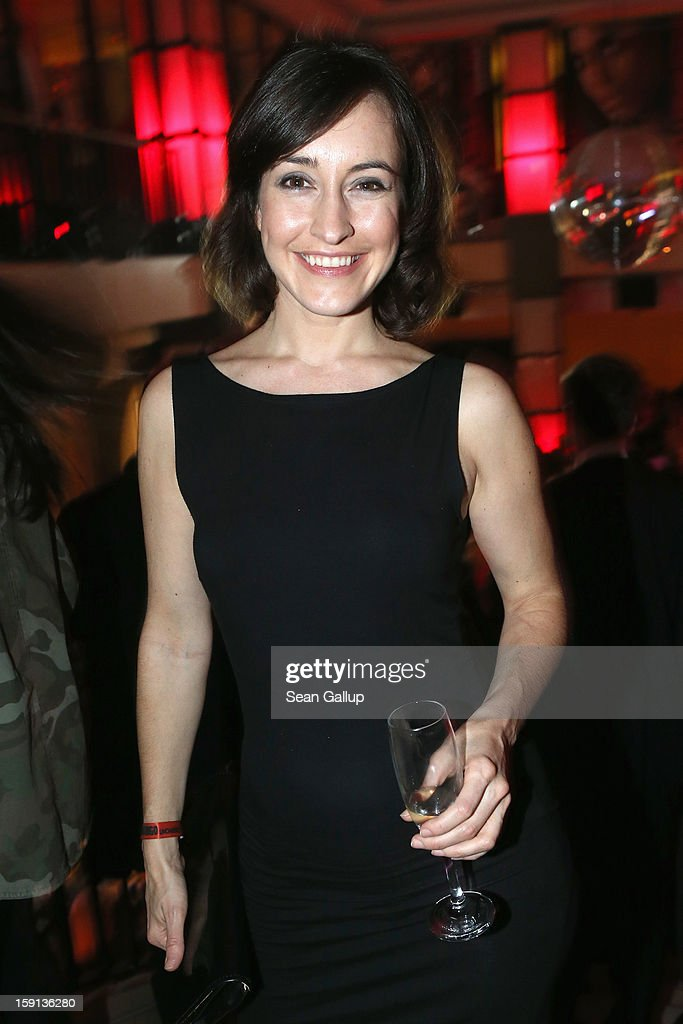 Maike von Bremen attends 'Django Unchained' Aftershow Party at Felix Berlin on January 8, 2013 in Berlin, Germany.