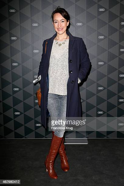 Maike von Bremen attends the AUDI Berlinale Brunch during the 65th Berlinale International Film Festival at AUDI Lounge on February 8 2015 in Berlin...