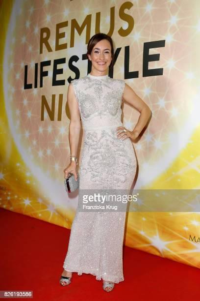 Maike von Bremen attends the Remus Lifestyle Night on August 3 2017 in Palma de Mallorca Spain