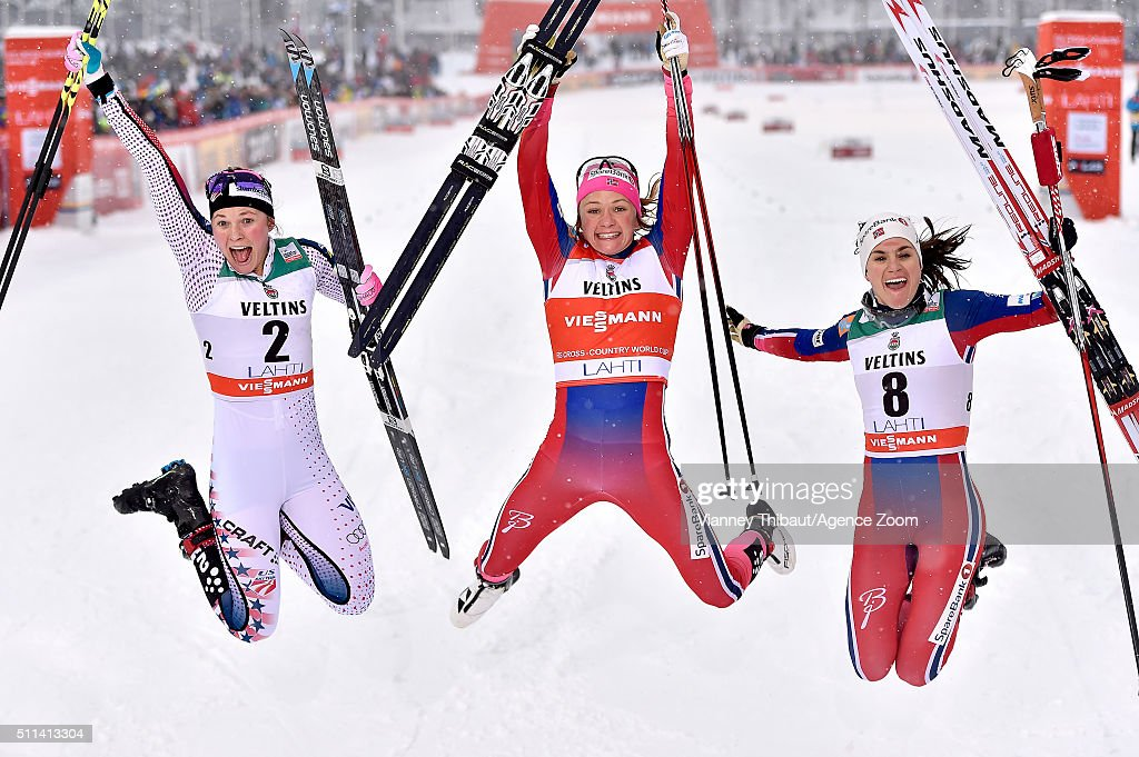FIS Nordic World Cup - Men's and Women's Cross Country Sprint
