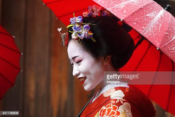 Maiko girl