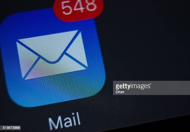 Mail app Icons