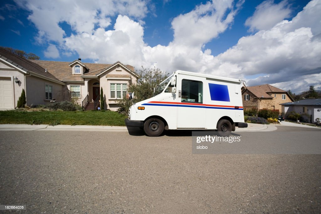 Mail Delivery into the Neighborhood