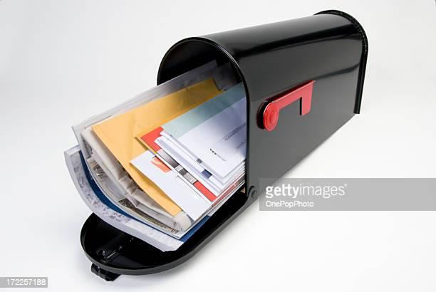 Buzón de cartas y de mensajes