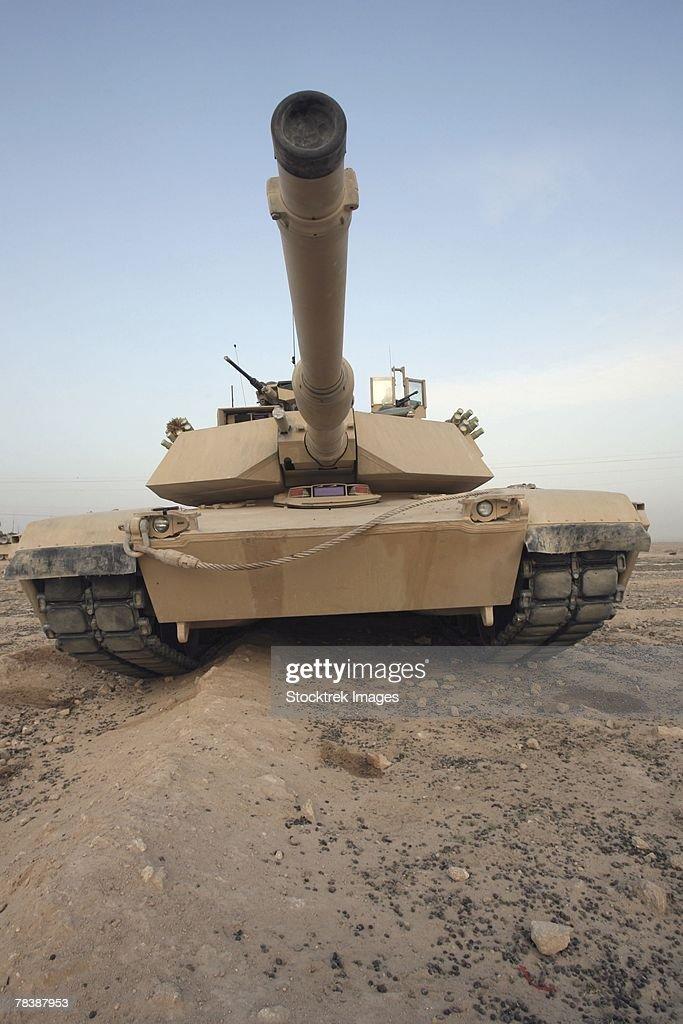 M-1A1 Main Battle Tank