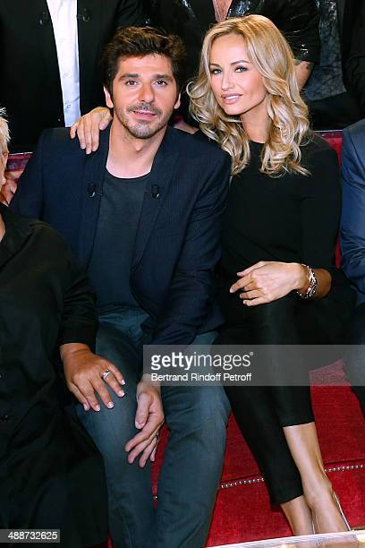 Main guest of the show Patrick Fiori and Adriana Karembeu present the Phonethon Fundraising for Armenia event they support wich will take place in...