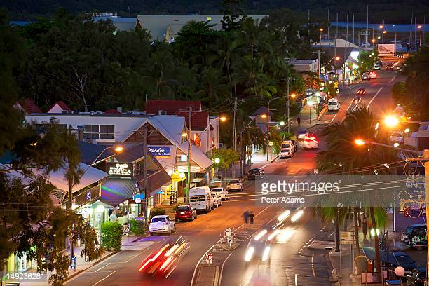 Main Street, Airlie Beach, Queensland, Australia