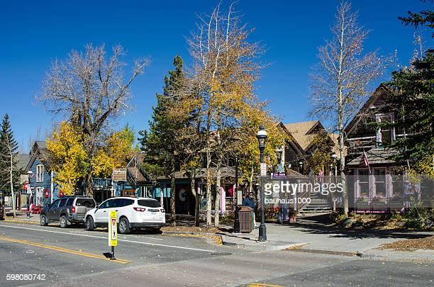 Main Street, Breckenridge, Colorado