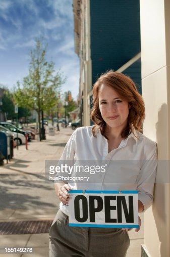 Main Street Businesses Open