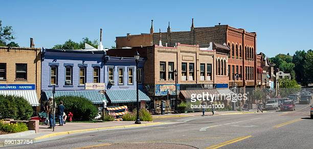 Main Street, Manitou Springs, Colorado