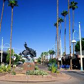 Main Street, Scottsdale, Arizona, USA