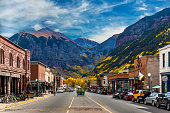 Main Street Telluride Colorado