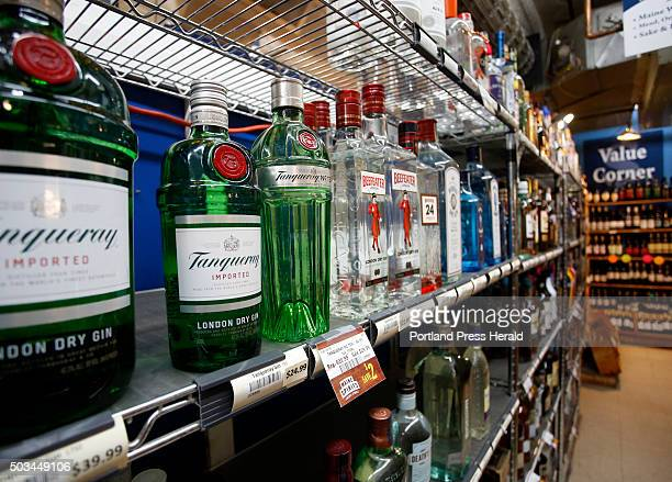 Maine is lowering prices on many popular alcohol brands as a part of a new pricing system that is meant to keep prices more consistent Liquor shelves...