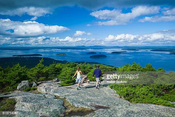 USA, Maine, Mt. Desert Island